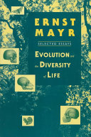 Evolution and the Diversity of Life