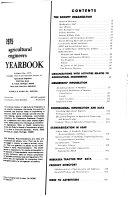 Agricultural Engineers Yearbook