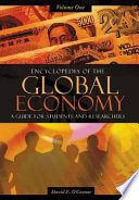 Encyclopedia of the Global Economy: List of entries