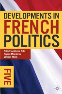 Pdf Developments in French Politics 5 Telecharger