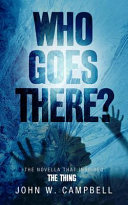 Who Goes There banner backdrop