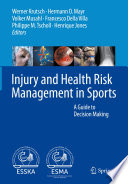 Injury and Health Risk Management in Sports Book
