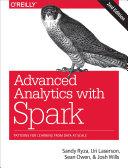 Advanced Analytics with Spark