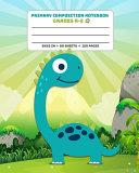 Primary Composition Notebook Grades K 2