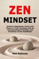 Zen Mindset