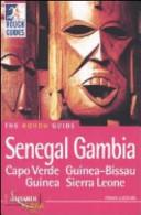 Guida Turistica Senegal, Gambia, Capo Verde, Guinea-Bissau, Guinea, Sierra Leone Immagine Copertina
