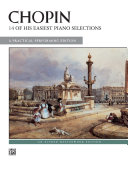 14 of His Easiest Piano Selections Pdf/ePub eBook