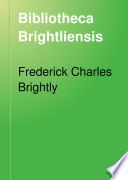 Bibliotheca Brightliensis