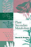 Plant Secondary Metabolism
