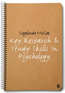 Key Research and Study Skills in Psychology