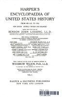 HAPRER S ENCYCLOPEDIA OF UNITED STATES HISTORY