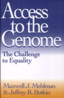 Access to the Genome