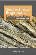 Geotechnical Engineers Portable Handbook  Second Edition