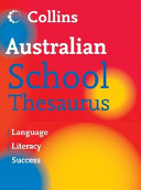 Collins Australian School Thesaurus