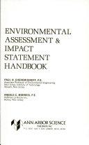 Environmental Assessment   Impact Statement Handbook Book