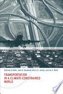 Transportation in a Climate Constrained World