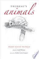 Thoreau s Animals Book PDF