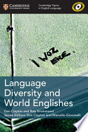 Books - New Language Diversity And World Englishes | ISBN 9781108402255