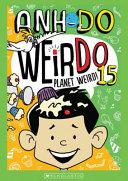 WeirDo  15  Planet Weird