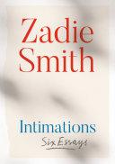 Intimations Pdf/ePub eBook
