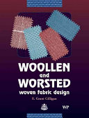 Woollen and Worsted Woven Fabric Design Book