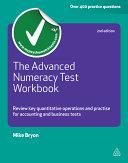 The Advanced Numeracy Test Workbook