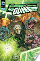 Green Lantern: New Guardians Annual (2013-) #1