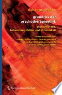 Grundriss der Psychotherapieethik