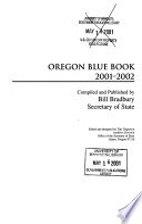 Oregon Blue Book 2001-2002