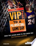 VIP Pass to a Pro Basketball Game Day