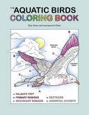 The Aquatic Birds Coloring Book