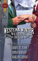Western Winter Wedding Bells