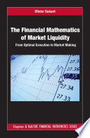 The Financial Mathematics of Market Liquidity Book