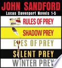 John Sandford Lucas Davenport Novels 1 5