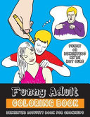 Funny Adult Coloring Book