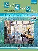 Beyond the Romantic Spirit  Book 2