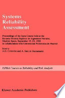 Systems Reliability Assessment Book PDF