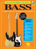 Teach Yourself to Play Bass Pdf/ePub eBook