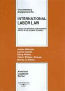 Documentary Supplement to International Labor Law