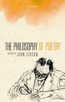 The Philosophy of Poetry