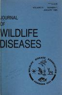 Journal of Wildlife Diseases