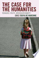 The Case for the Humanities