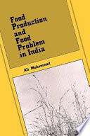Food Production And Food Problem In India