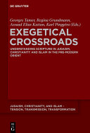 Exegetical Crossroads