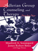Adlerian Group Counseling and Therapy Book