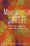 Music Across the Senses Pdf/ePub eBook