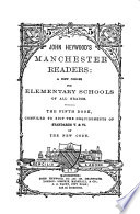 John Heywood's Manchester readers. [With] Key, pt.1,2