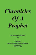Chronicles Of A Prophet Pdf