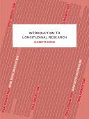 An Introduction to Longitudinal Research