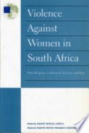 Read Online Violence Against Women in South Africa Epub